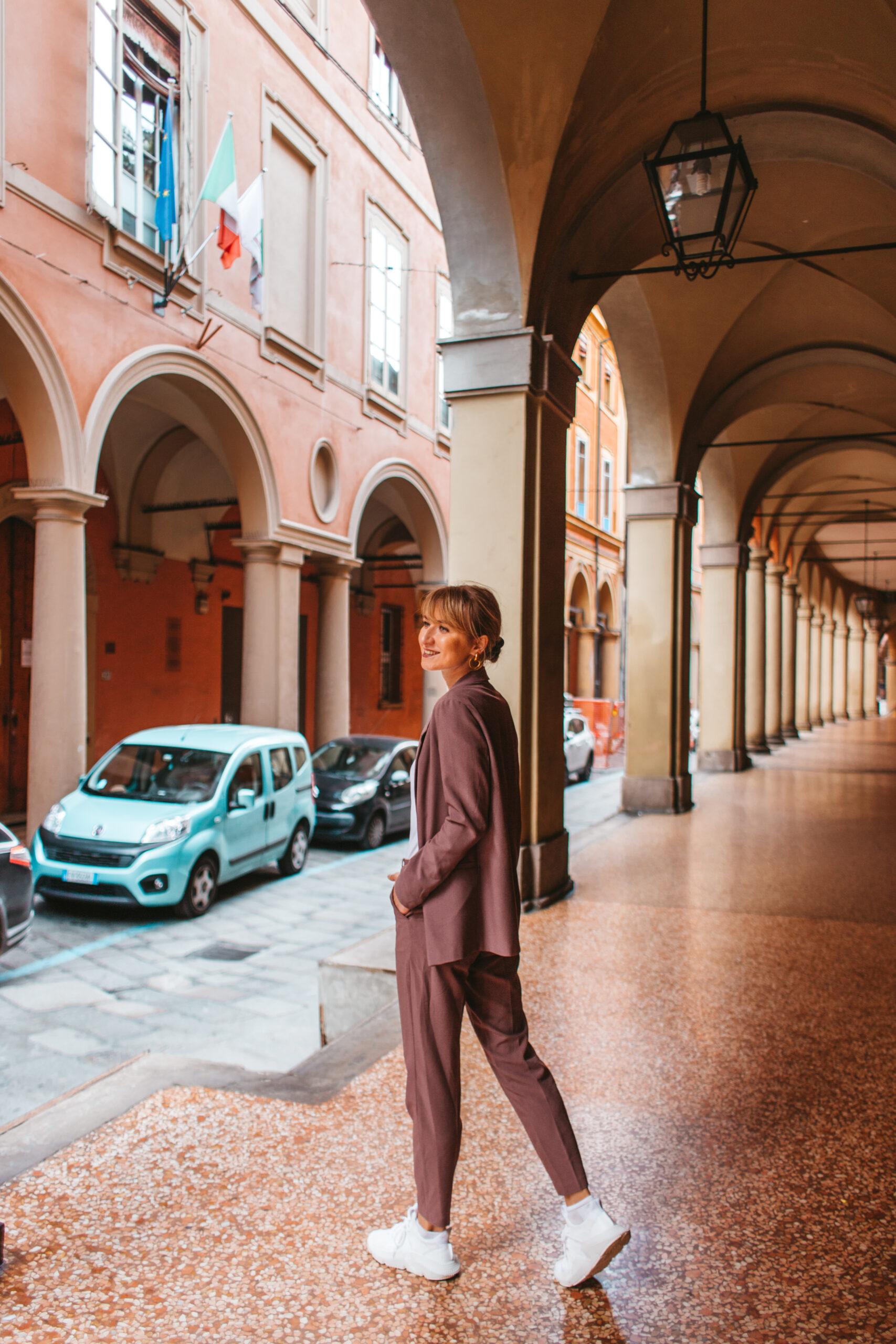 la città dei portici Bolonga Bolonia portyki co zobaczyć w Bolonii atrakcje blog