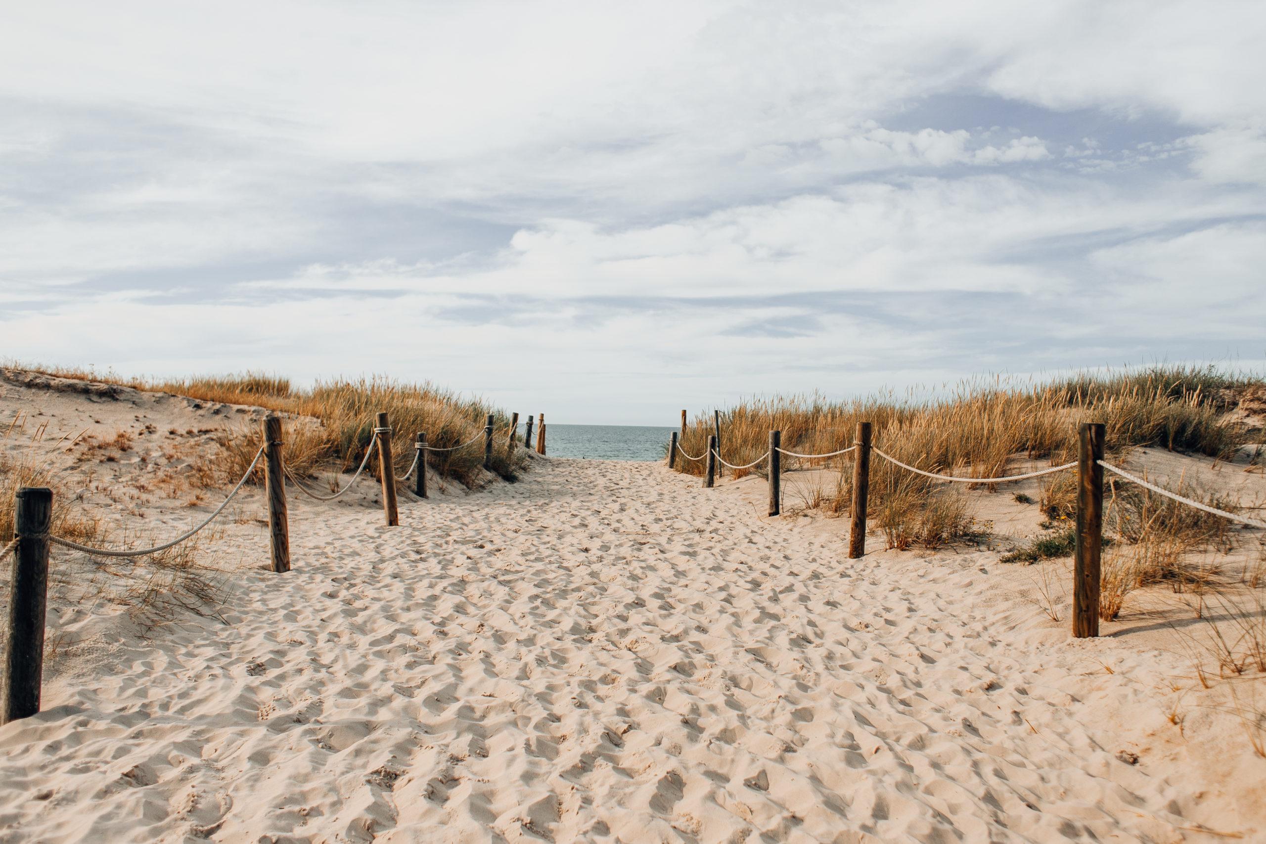 wydmy polskie pomorze zachodnie slowinski park narodowy