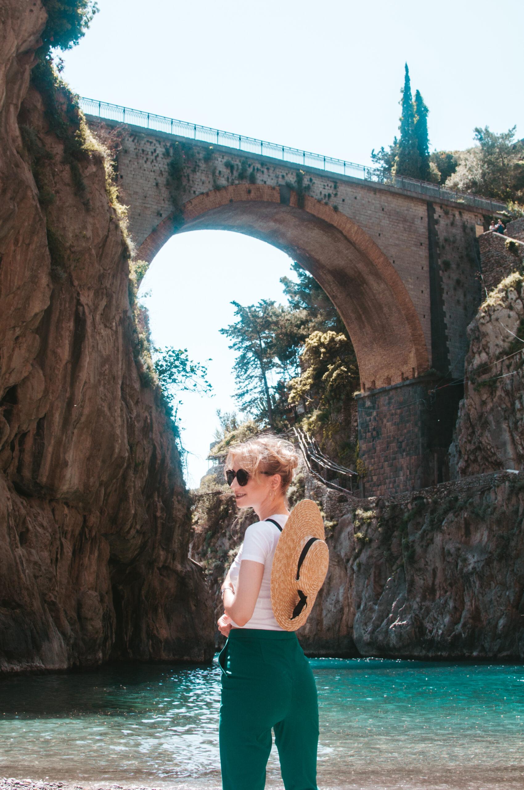 Furore, Fiordo di furore, Włochy, blog podrozniczy, instagram places amalfi coast