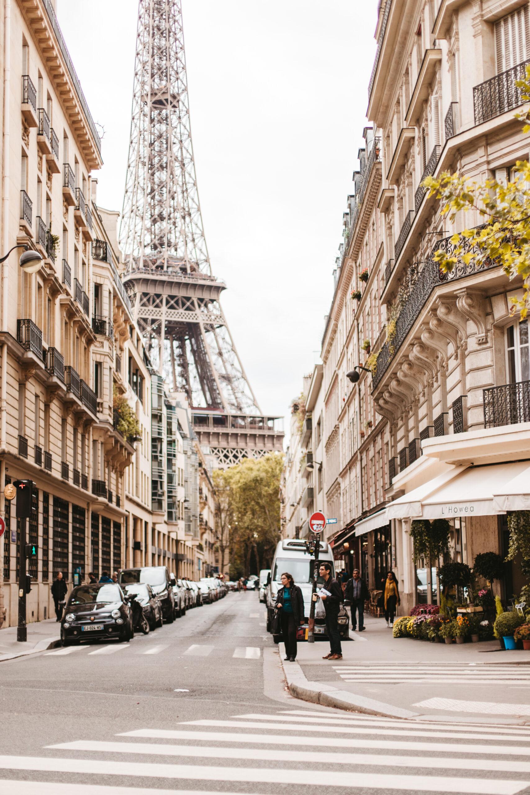 18 Avenue Rapp Paris, beautiful streets of paris, 7 arrondissement, 7 dzielnica paryża