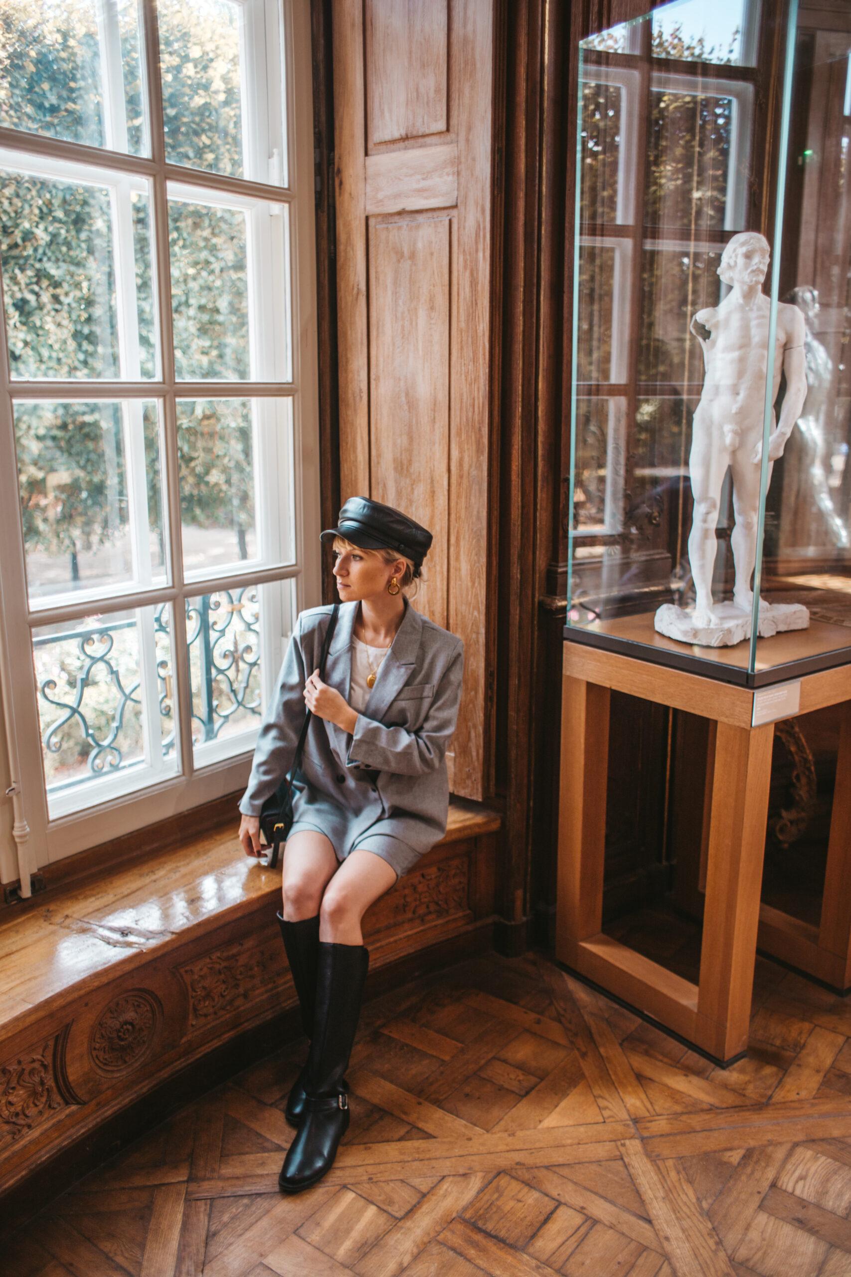 Bourdelle Museum, Muzeum Antoine'a Bourdelle'a, ciekawe miejsca w paryżu, muzeum w paryż