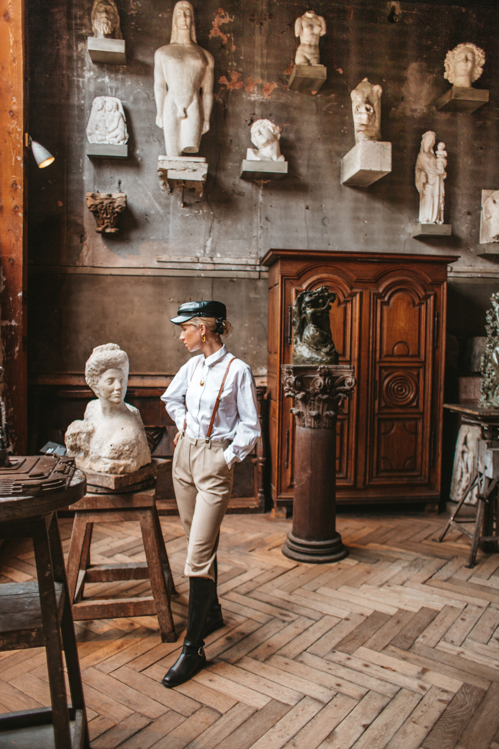 Muzeum Rodina, Musée Rodin, Rodin Museum, muzea Paryż, ciekawe miejsca w paryżu