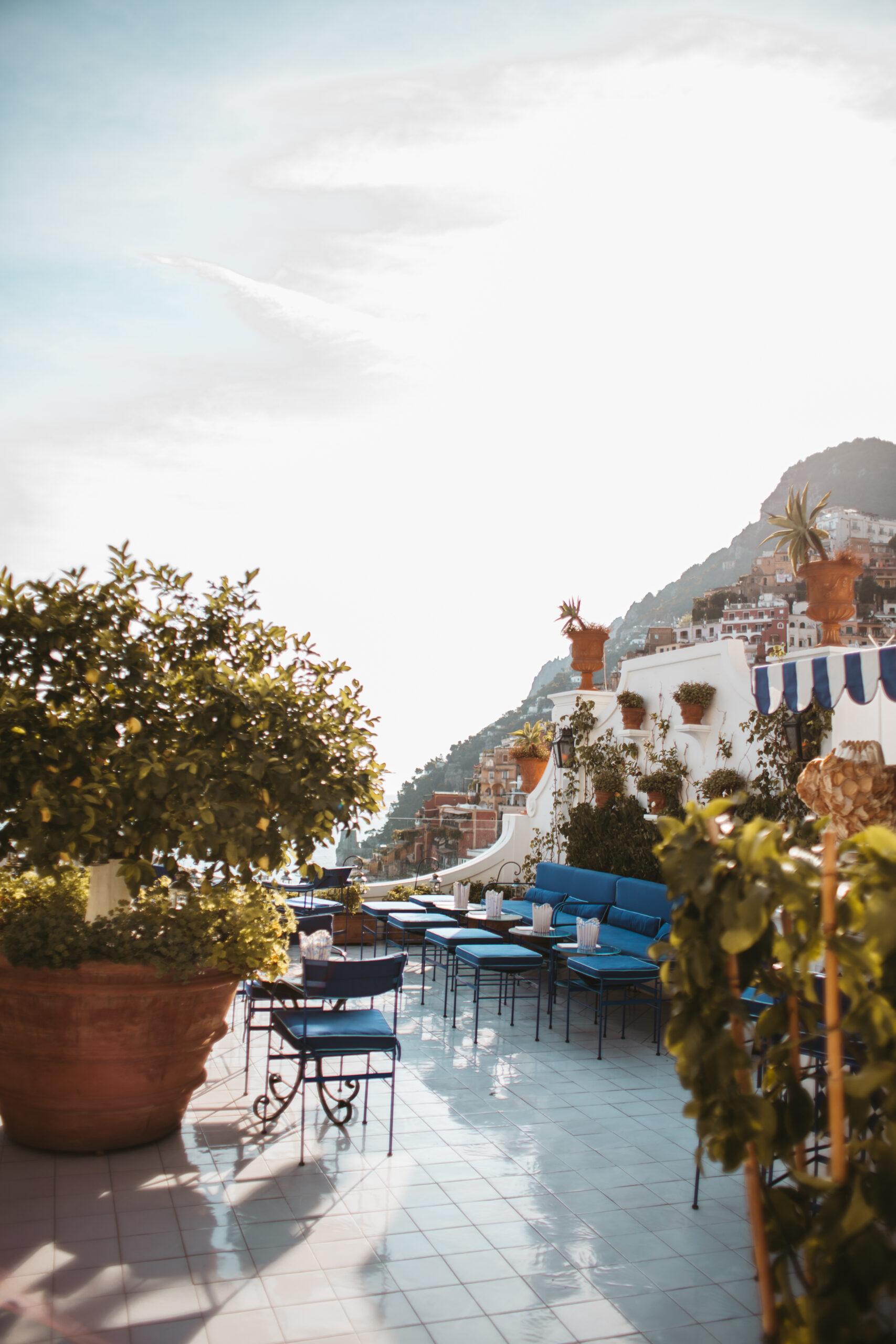 Franco's bar Positano, restaurant Positano, Amalfi coast, Italy, positano gdzie zjesc