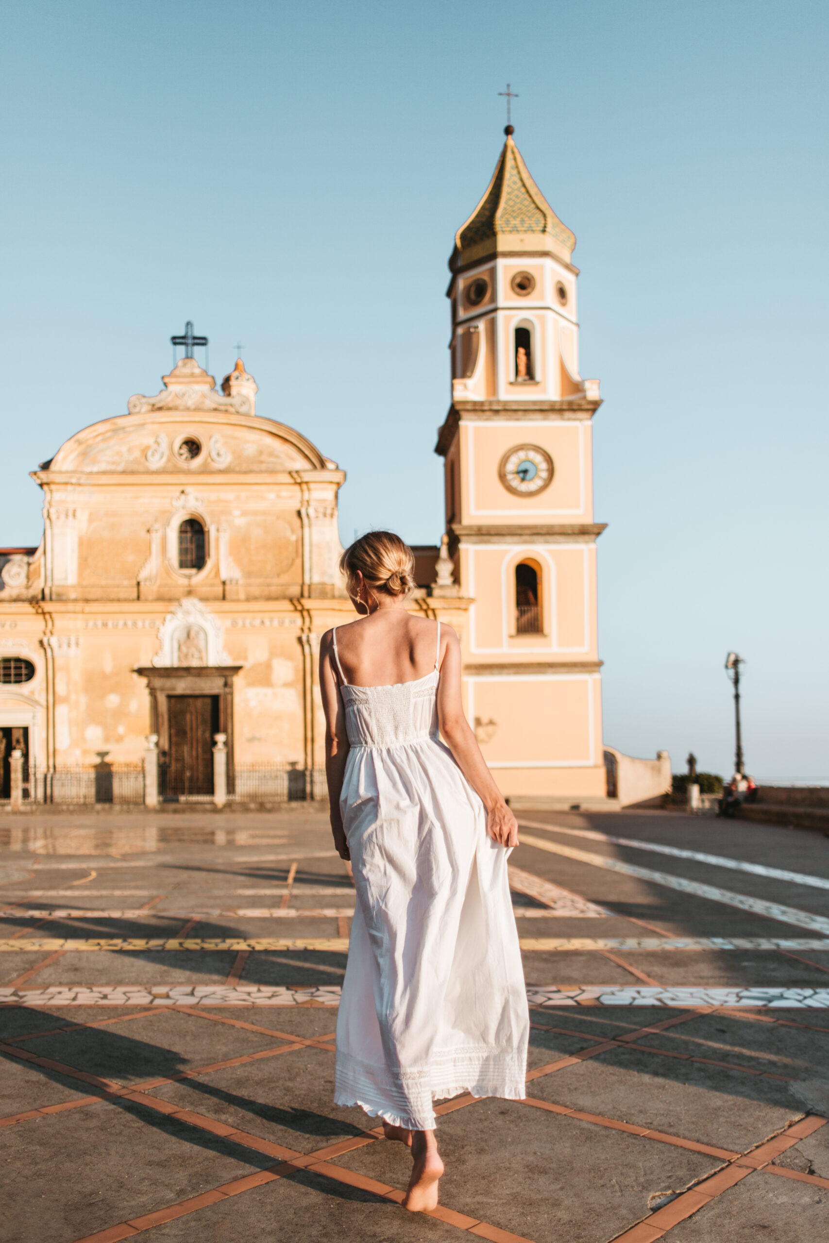 Praiano church, Positano Amalfi coast, positano co zobaczyć