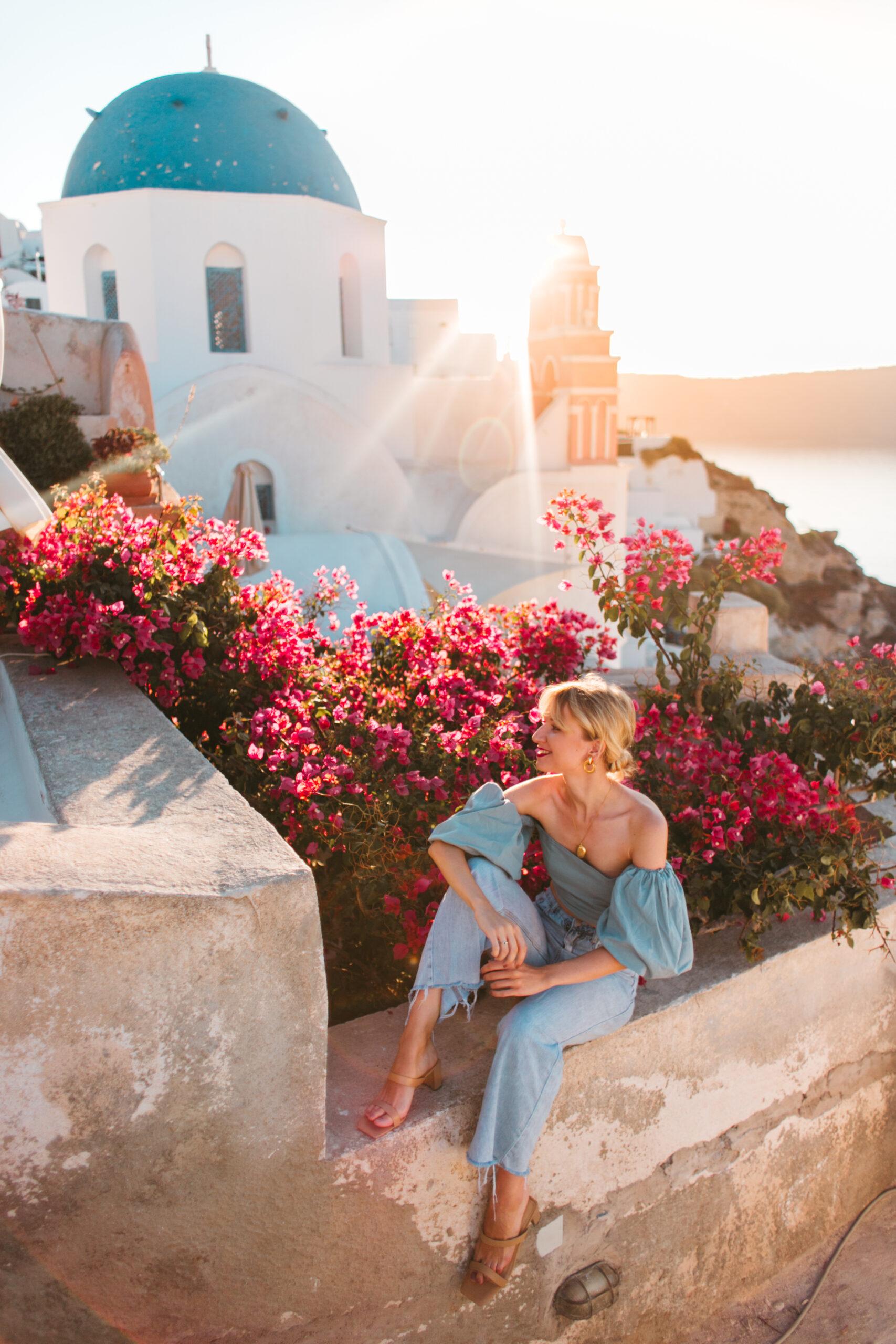 Oia Santorini co zobaczyć