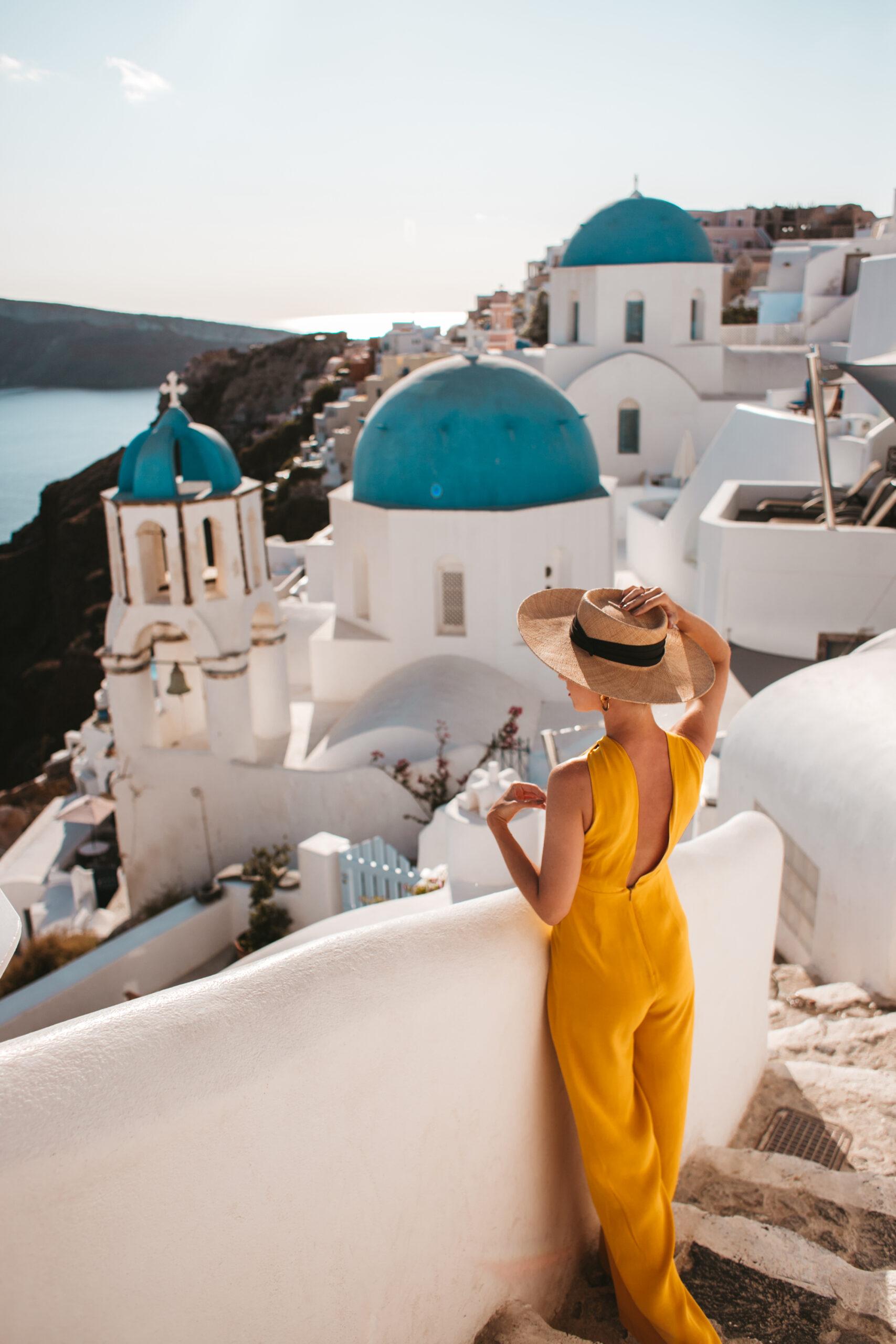 Oia Santorini Greece instagram places